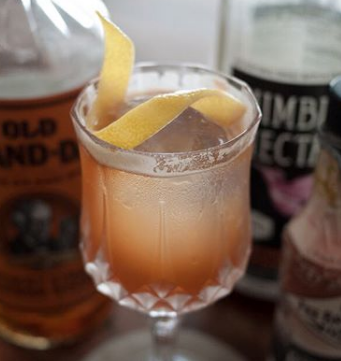 Favorite Mixes - @mok_tales Cocktail Featured
