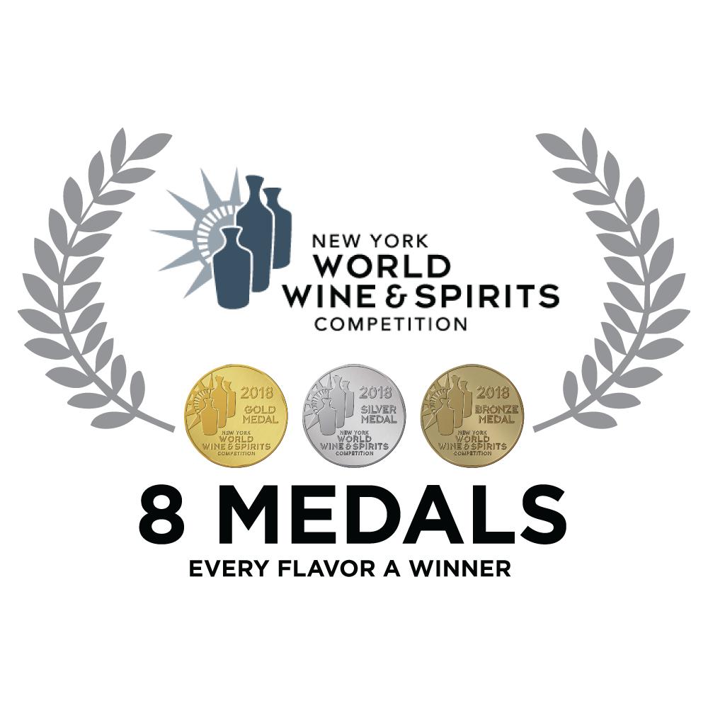 Nimble Nectar Awards - New York World Wine and Spirits Competition