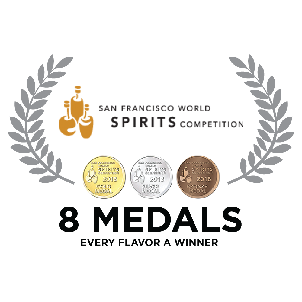 Nimble Nectar Awards - San Francisco World Spirits Competition