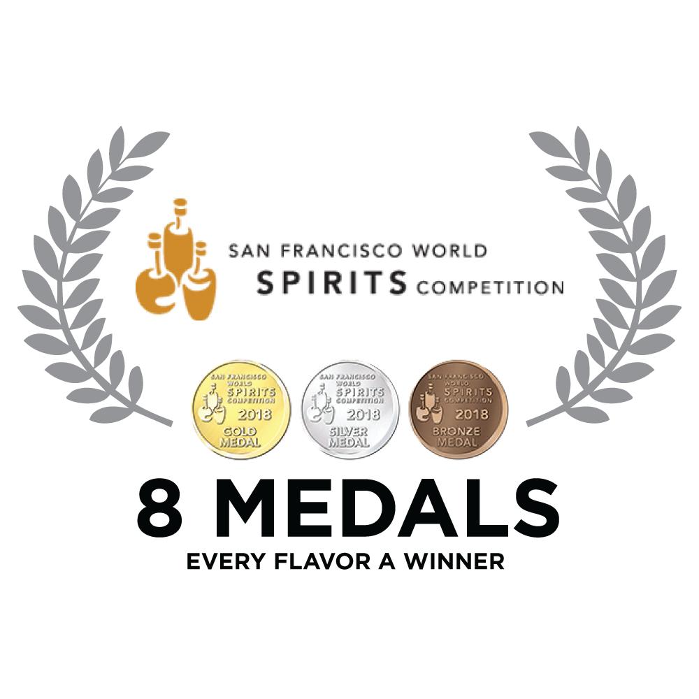 Nimble Nectar Awards - San Francisco World Spirits Competition