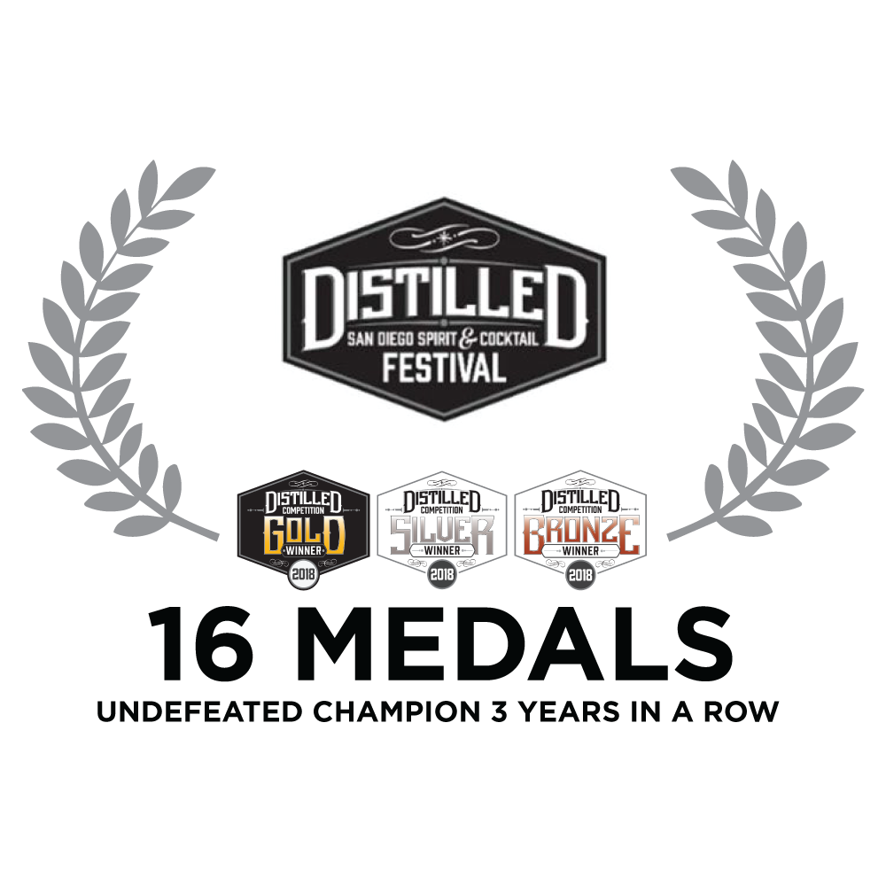Nimble Nectar Awards - Distilled San Diego Spirit and Cocktail Festival Competition