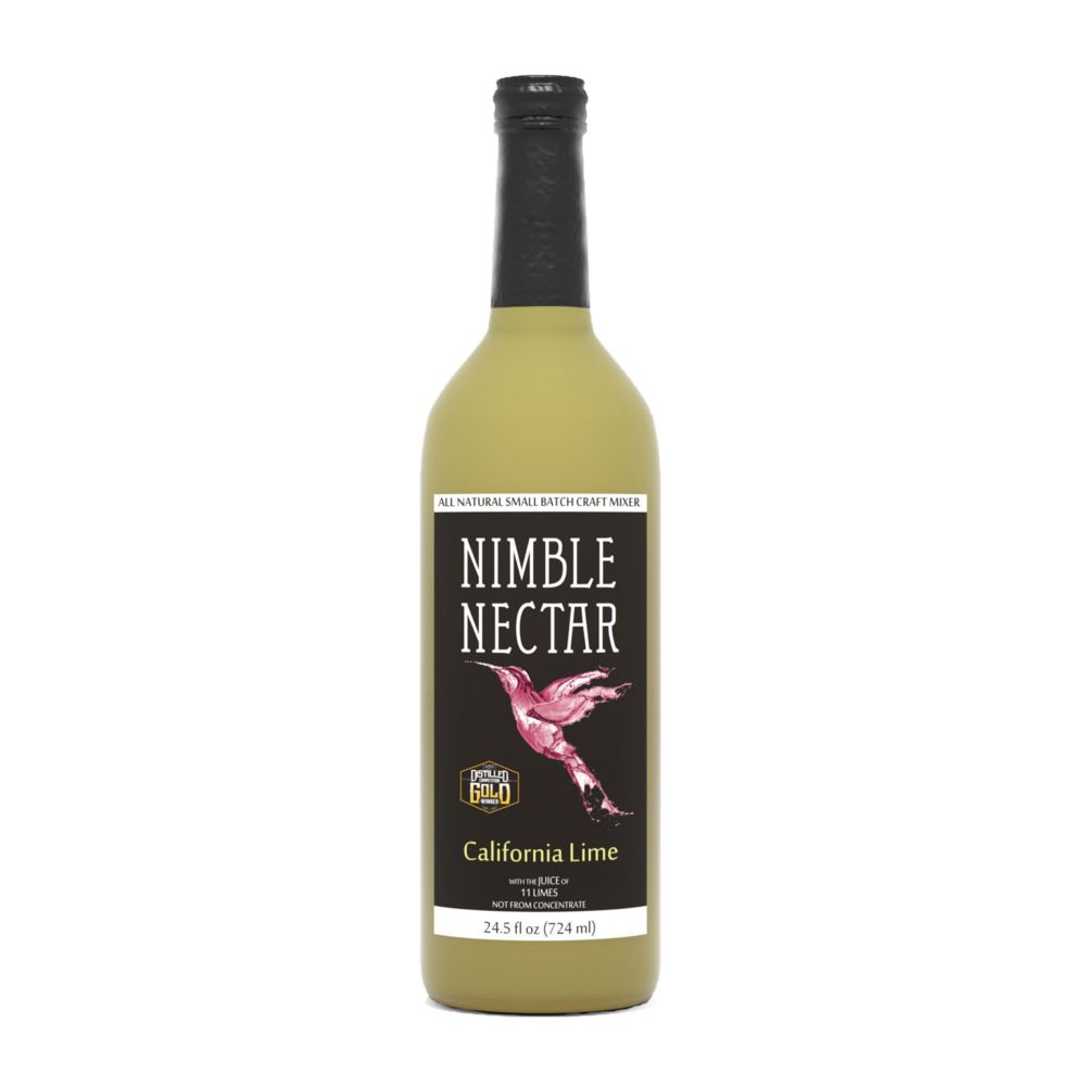 Nimble Nectar - California Lime