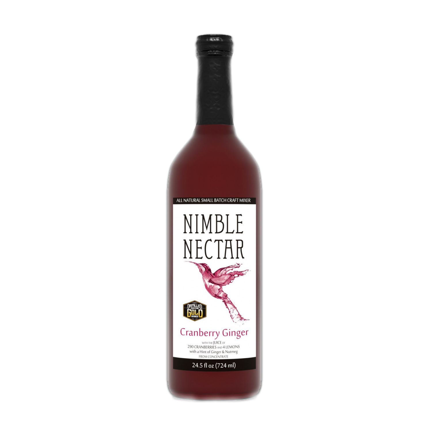 Nimble Nectar - Cranberry Ginger