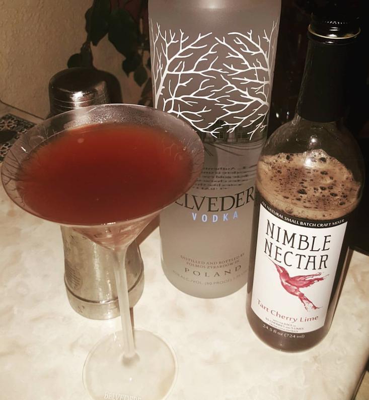 Nimble Nectar - Favorite Mixes - Oh So Cherry