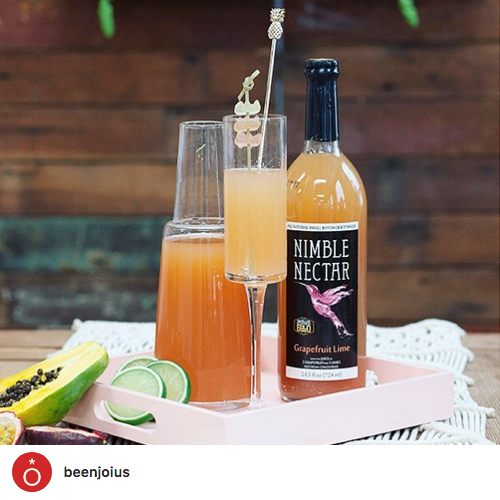 Nimble Nectar - Grapefruit Lime
