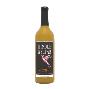Nimble Nectar - Mango Passion Fruit