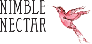 Nimble Nectar - Full Color Logo
